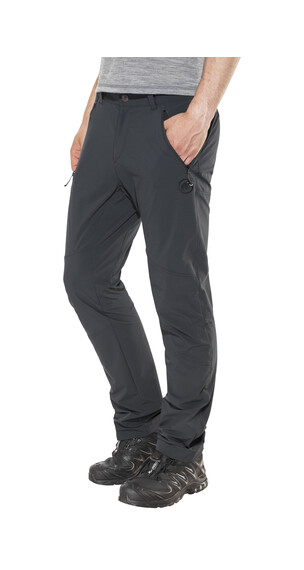 Mammut Runbold lange broek Heren zwart